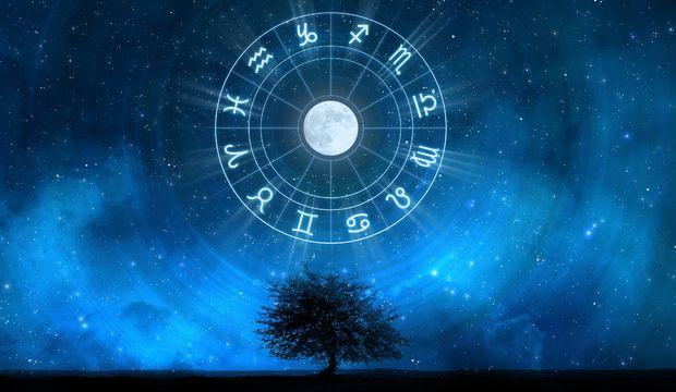 Ay, Akrep Burcunda dolaşıyor