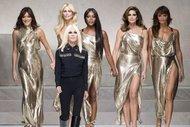 Versace 2018 İlkbahar - Yaz Koleksiyonu