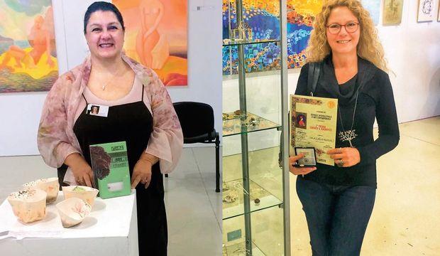 Floransa Bienali'nde 4 Türk kadın sanatçıya ödül