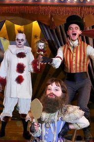Ünlülerin Cadılar Bayramı kostümleri