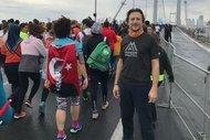 İstanbul Maratonu'nda ünlüler kimin için koştu?