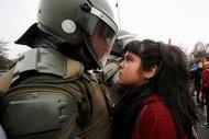 Tüm zamanların en güçlü ve en cesur kadın fotoğrafları