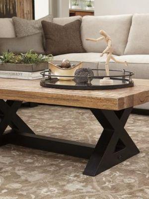 Dekorasyonda yeni trend: Ahşap mobilya