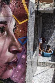 Kolombiya'nın renkli sokakları