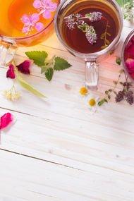 Strese ve yorgunluğa iyi gelen bitki çayları