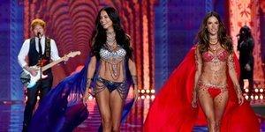Dünden bugüne Victoria's Secret defileleri