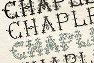 Okan Çarga - Monogram / Ex Lıbrıs Tasarım Sergisi