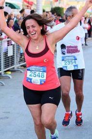 Ruj da sürerim, maraton da koşarım