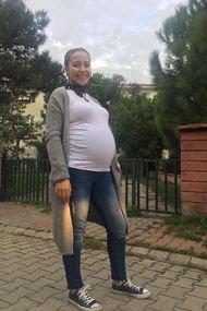 Zehra'nın gebelik günlüğünde 32. hafta