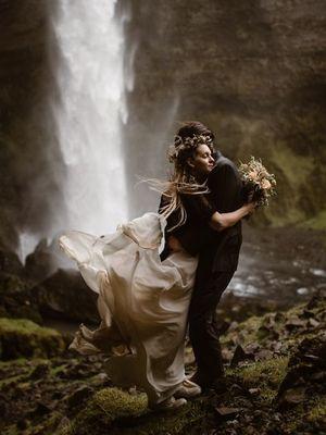 Dünyanın dört bir yanından düğün fotoğrafları