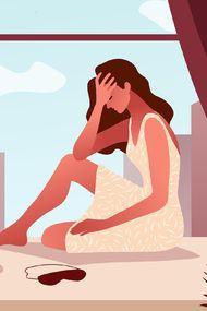 Adet döneminde migren ağrıları ile baş etmenin yolları