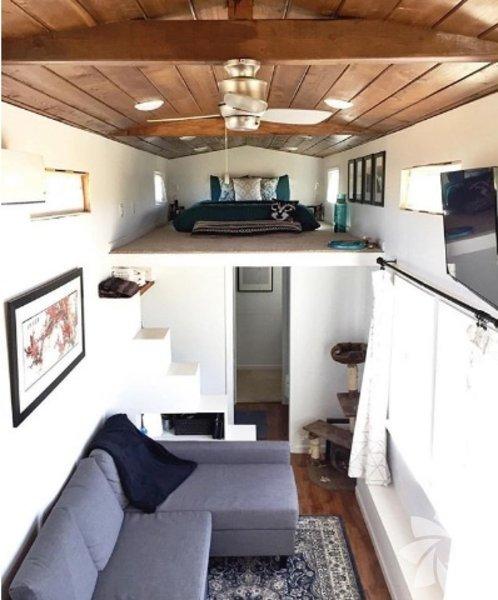 Küçük evlere stil önerileri