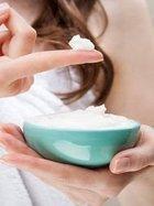 Saç beyazlamasını önlemek için maske