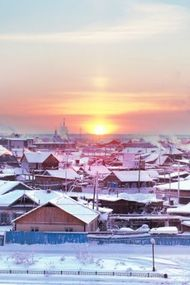 Dünyanın en soğuk kenti: Yakutistan