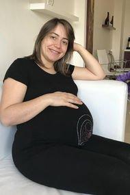 Zehra'nın gebelik günlüğünde 38. hafta