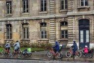 Pedal pedal özgürlük...