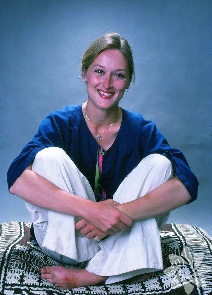 """Mary Louise """"Meryl"""" Streep, 22 Haziran 1949 yılında doğdu."""
