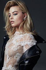 Oscar'da bir buz patencisi: Margot Robbie