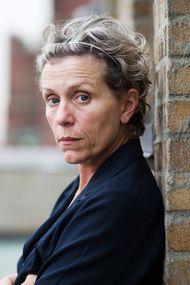 Oscar'da acılı bir anne: Frances McDormand