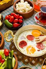 İyi bir kahvaltının incelikleri