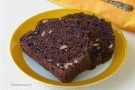 Çikolatalı cevizli muzlu kek