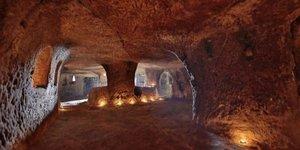 Dünyanın en büyük yeraltı yerleşimi