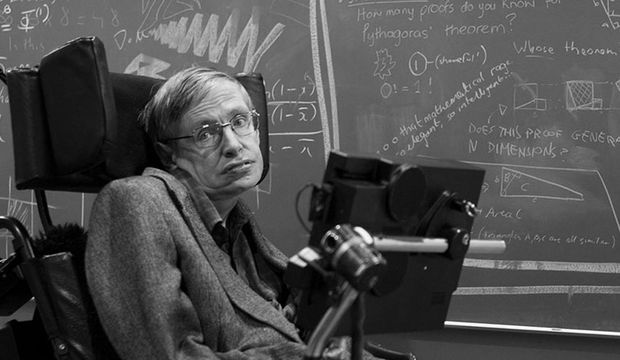 Stephen Hawking'ten hayata veda